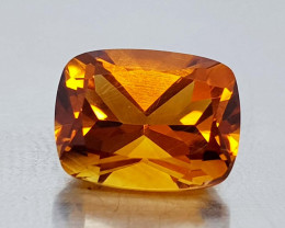 2Crt Madeira Citrine Natural Gemstones JIn51