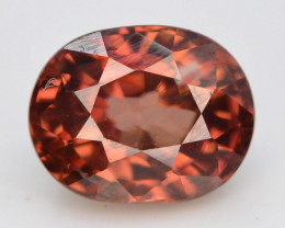 1.80 ct Natural Zircon Untreated Cambodia ~ A