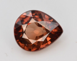 1.65 ct Natural Zircon Untreated Cambodia ~ A