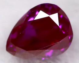 Purple Red Diamond 2.7mm Natural Fancy Diamond AT0615