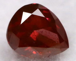 Purple Red Diamond 3.0mm Natural Fancy Diamond AT0622
