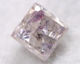 Purplish Pink Diamond 0.24Ct Natural Fancy Diamond AT0627