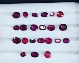 29 Carats  Rhodolite Garnet Gemstone