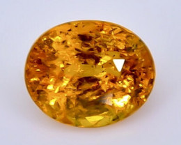 0.99 Crt Natural Spessartite Garnet Faceted Gemstone.( AB 97)