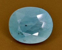2.19 Crt Natural Grandidierite  Faceted Gemstone.( AB 97)