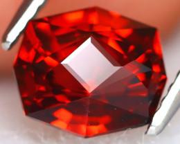Spessartite 1.88Ct VVS Master Cut Natural Spessartite Garnet A0701