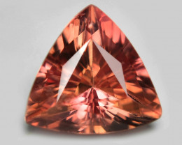 0.84 Cts Rare Natural Pinkish Red Padparadscha Sapphire Loose Gemstone