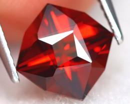 Spessartite Garnet 2.56Ct VVS Master Cut Natural Spessartite GarnetA0718