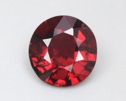 Burmese red spinel, eye clean, rare, excellent cut. SN170