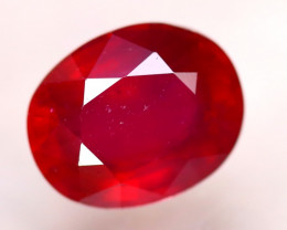 Ruby 5.40Ct Madagascar Blood Red Ruby EF0606/A20