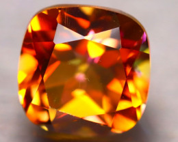 Topaz 5.33Ct Natural IF Vivid Orange Topaz EF0609/A46