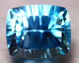 Sky Topaz 19.75Ct Natural VVS Sky Blue Topaz ER149/A48