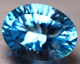 Sky Topaz 17.83Ct Natural VVS Sky Blue Topaz ER151/A48