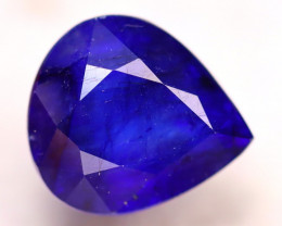 Ceylon Sapphire 21.17Ct Royal Blue Sapphire ER156/A23