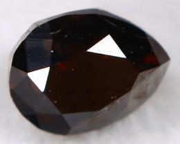 Cognac Red 0.21Ct Natural Untreated Fancy Diamond BM0464