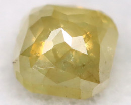 Grysh Yellow 0.21Ct Natural Untreated Fancy Diamond BM0468