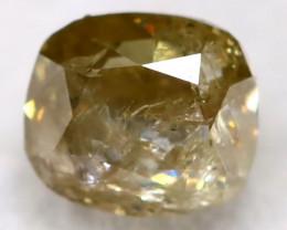 Grysh Green Diamond 0.19Ct Natural Untreated Fancy Diamond BM0470