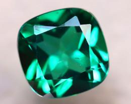 Green Topaz 3.63Ct Natural VVS Green Topaz D0704/A48