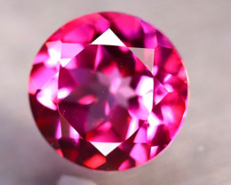 Pink Topaz 2.49Ct Natural IF Pink Topaz DR0712/A35
