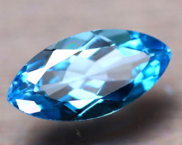 Swiss Topaz 4.84Ct Natural VVS Swiss Blue Topaz DF0713/A48