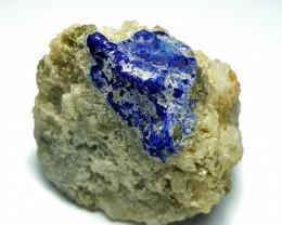Amazing Natural color Damage free Lapis Lazuli Specimen 240Cts-A