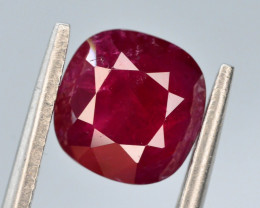 2.35 ct Natural Ruby ~ Afghanistan
