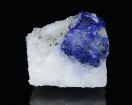 158 CT Amazing Lazurite/Calcite Specimen@ Afghanistan