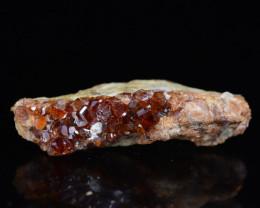 69  CT Top Hessonite Garnet Specimen@ Pakistan