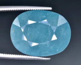 16.11 Crt  Grandidierite Faceted Gemstone (Rk-73)