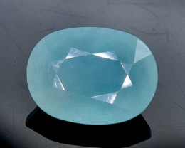 2.84 Crt  Grandidierite Faceted Gemstone (Rk-73)
