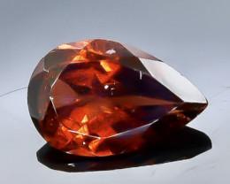 2.76 Crt  Garnet Faceted Gemstone (Rk-73)