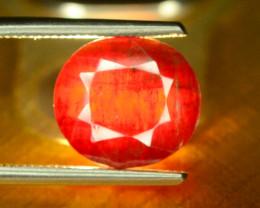 7 ct Manganotantalite ~ Extreme Rare Collector's Gem