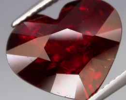9.35 Ct. 100% Natural Earth Mined Red Rhodolite Garnet Africa