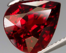 5.26 Ct. 100% Natural Earth Mined Top  Red Rhodolite Garnet Africa