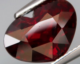 5.52 Ct. 100% Natural Earth Mined  Red Rhodolite Garnet Africa