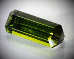 Green Yellow Tourmaline 6.55ct Natural Untreated