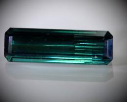 Blue Tourmaline 3.65ct Natural Untreated