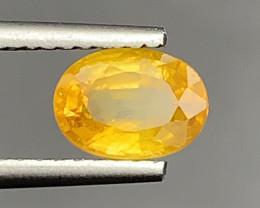 1.12 CT yellow  Sapphire Gemstones