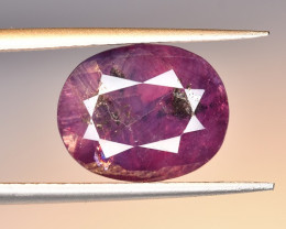 Star Kashmir Sapphire 5.05 CTS Faceted Gemstone