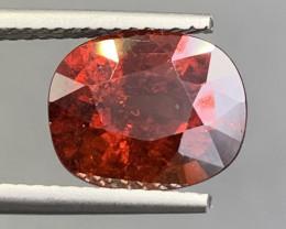 3.88 Carats Spessartite Garnet Gemstone