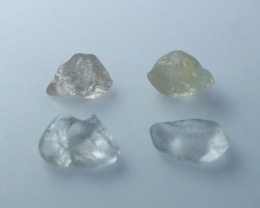 7.20 CT Natural - Unheated Sapphire Rough Lot