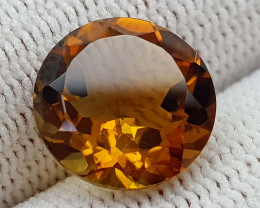 4.45CT MADEIRA CITRINE  BEST QUALITY GEMSTONE IIGC001