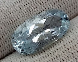 9CT NATURAL AQUAMARINE BEST QUALITY GEMSTONE IIGC001
