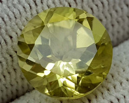 3.55CT LEMON QUARTZ BEST QUALITY GEMSTONE IIGC001