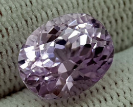 5.55CT NATURAL PINK KUNZITE BEST QUALITY GEMSTONE IIGC001