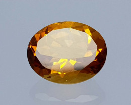 2.35Crt Madeira Citrine Natural Gemstones JI51