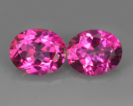 2.65 CTS  MAGNIFICENT NATURAL OVAL TOP COLOR PINK TOPAZ EXCELLENT!!