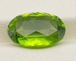 Peridot 12.58 carats