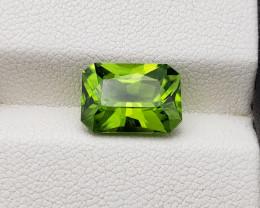 Peridot 4.8 carats