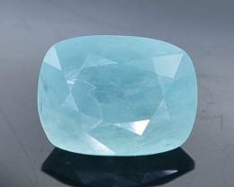 2.30 Crt  Grandidierite Faceted Gemstone (Rk-74)